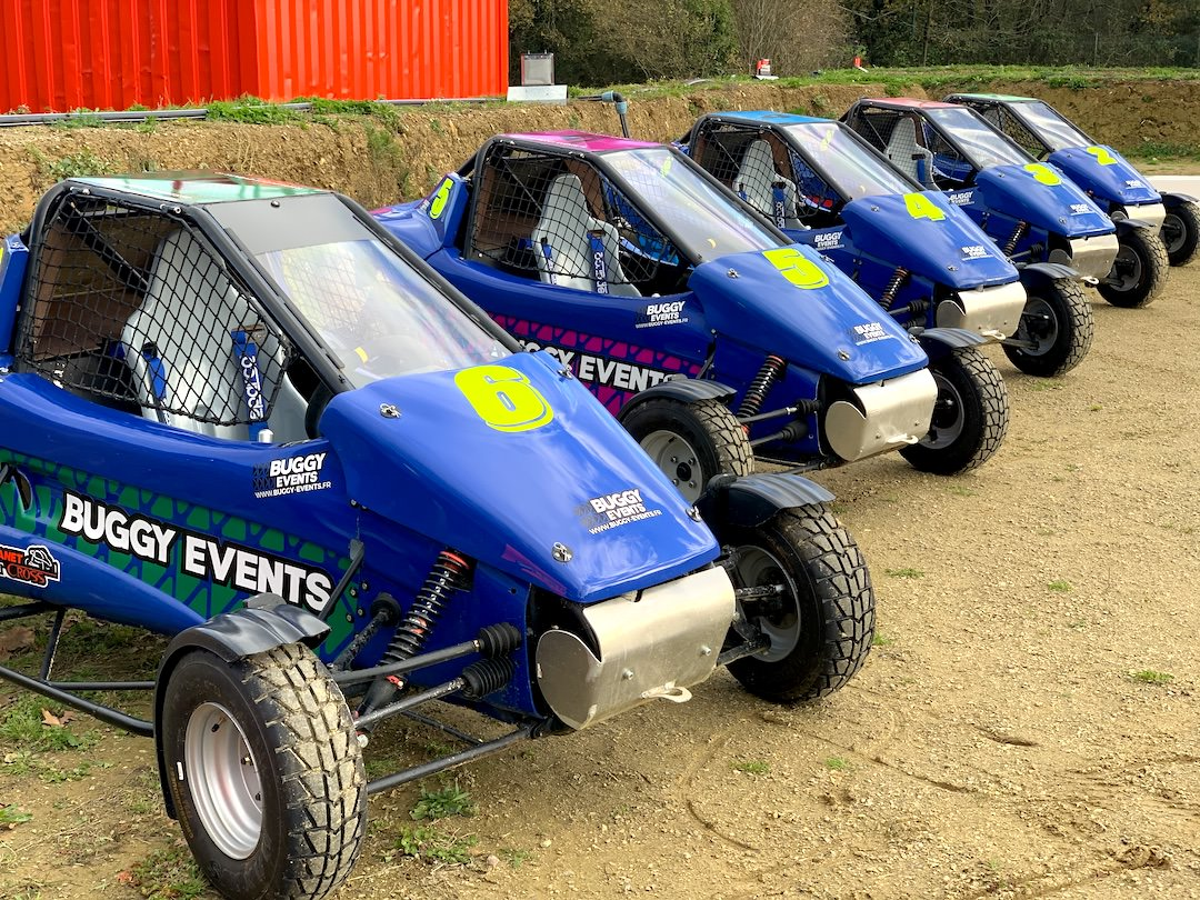 Nos Buggys - Buggy Events, Stages de Pilotage sur terre à Nantes
