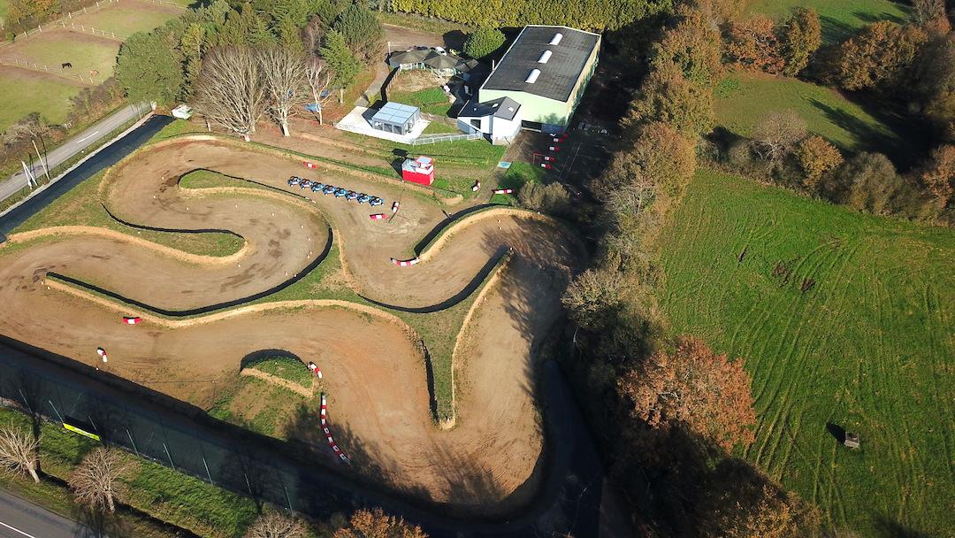 Notre circuit terre - Buggy Events, Stages de Pilotage sur terre à Nantes