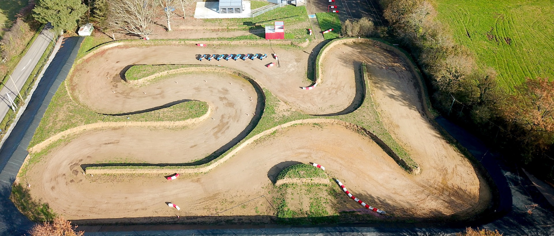 Circuit terre unique en Loire-Atlantique à Nantes