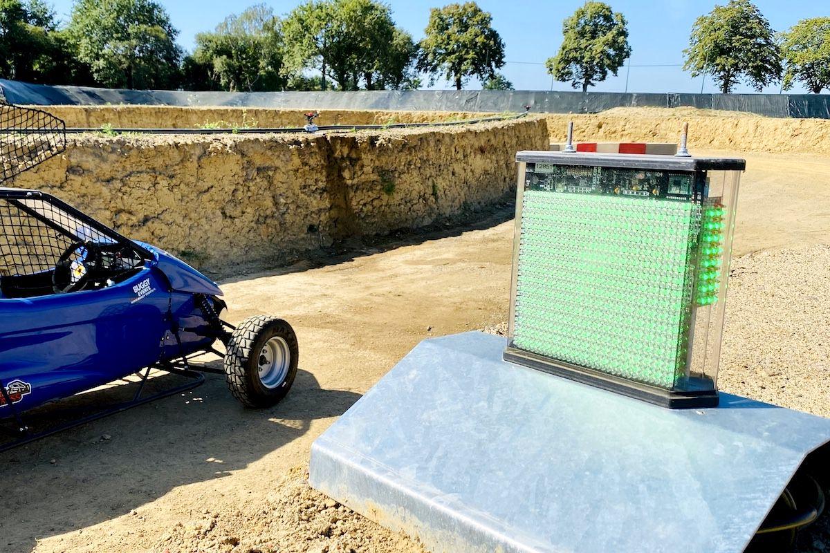 Stages de pilotage sur un circuit terre à Nantes