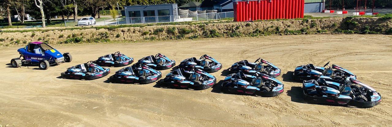 Buggy Crosscar et Karts Cross à Nantes